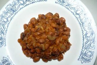 Hagyományos sváb receptek - Zsíros bab